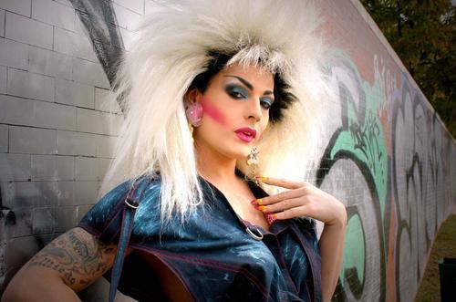 Resultado de imagen de la drag queen prohibida